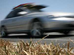 Young driver cops Queensland's harshest penalty for speeding