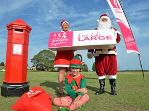 Christmas spirit alive in Caniaba for Jodie's Inspiration
