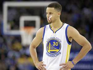 Warrior Steph Curry has golden years ahead