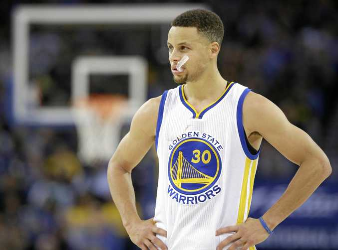 The Golden State Warriors' Steph Curry will be eligible next year for a five-year deal worth an estimated $207 million.