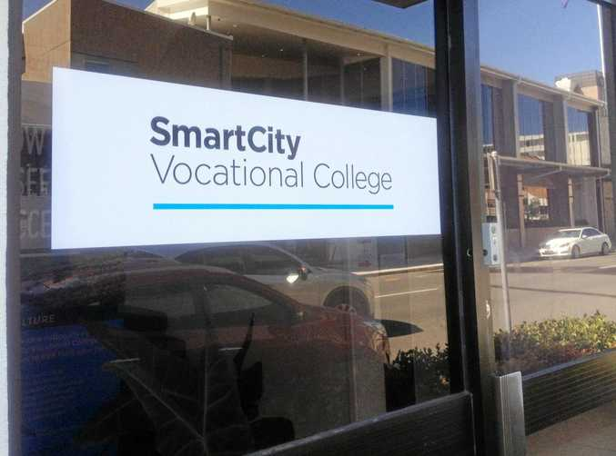 QUESTIONS: The SmartCity office at Maroochydore's First Ave.