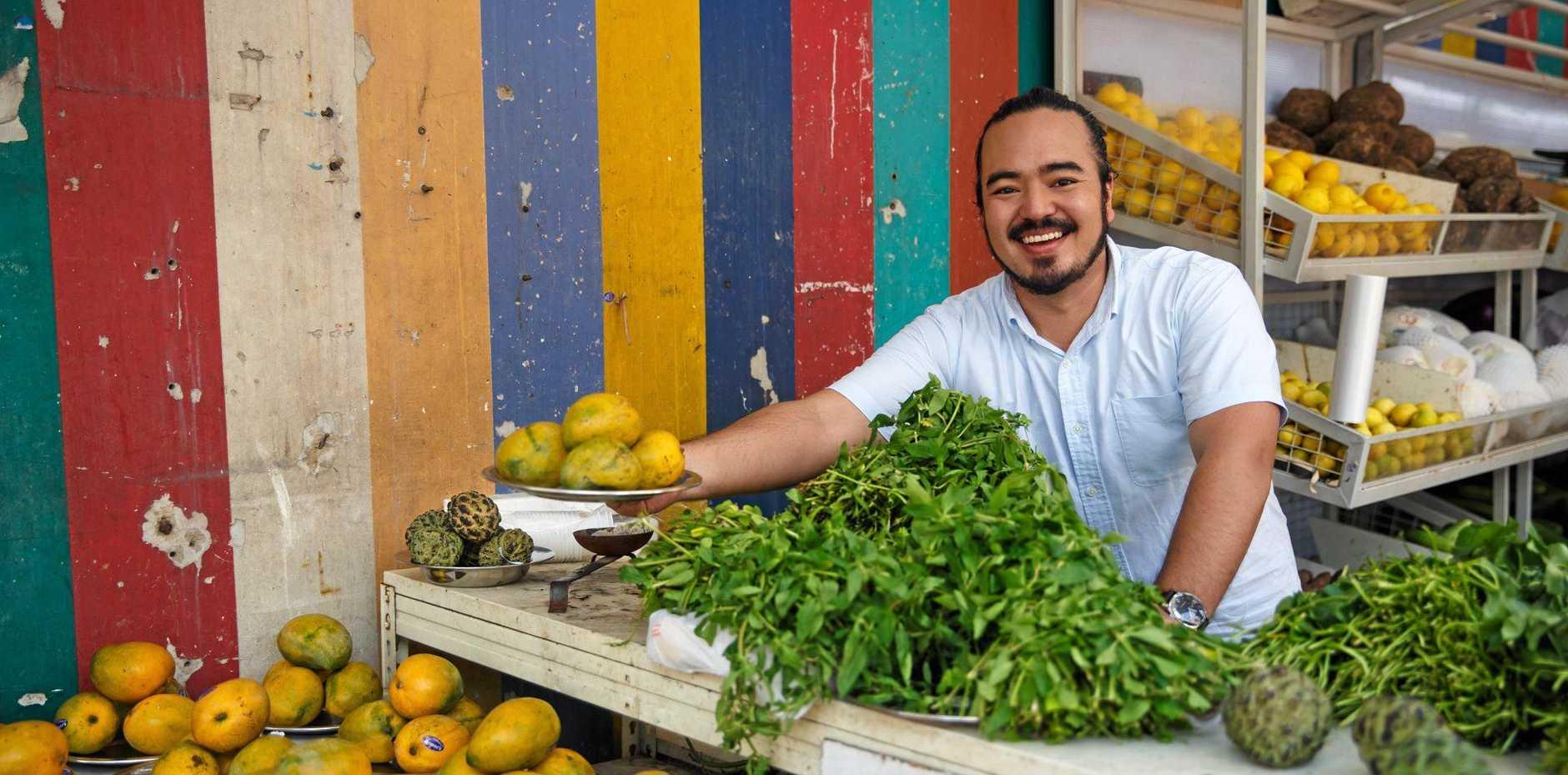DESTINATION FLAVOUR: Celebrity chef Adam Liaw explores Singapore to reveal the secrets of its cuisine.
