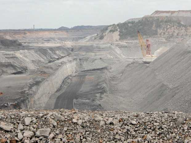 Rolleston Coal mine could soon be expanded.