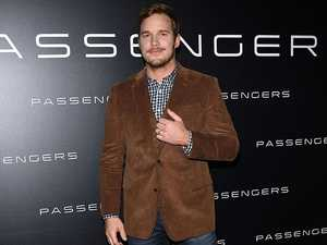 Pratt, Lawrence, had to be 'shushed' on set of Passengers