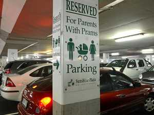 How parking at the Plaza will change in days