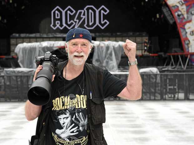 Bob King, at AC/DC.