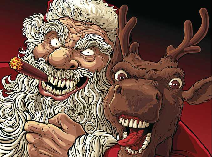 Some of these traditions are enough to turn Santa bad and drive reindeer crazy.