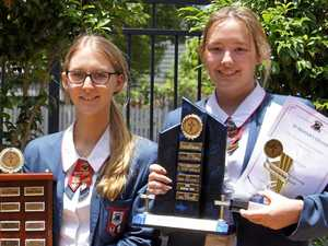 18 outstanding achievers at Toowoomba college