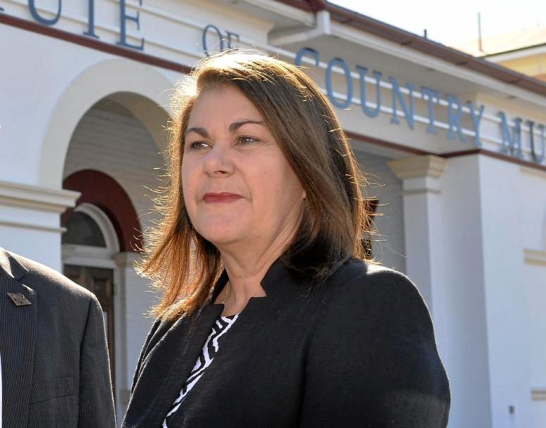 Chelle Dobson spoke to the Gympie Times earlier this year before her bid for a Senate seat in the Federal election. Ms Dobson is One Nation's endorsed candidate for the seat of Gympie in the next Queensland election.