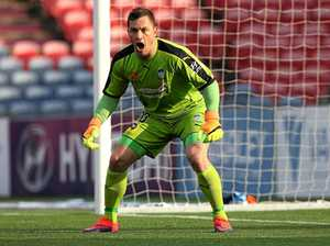 Vukovic saving the day time and again for Sky Blues