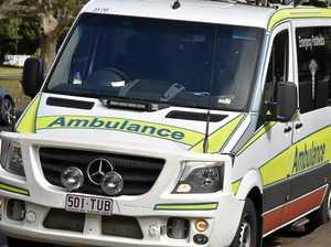 Man dies in hinterland motorcycle crash