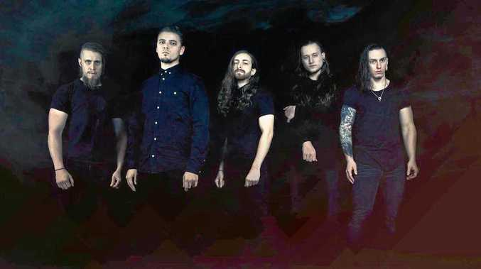 Falluja will be touring with Killswitch Engage next year. Photo Contributed