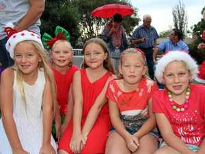 Killarney celebrates Christmas with fun in the park