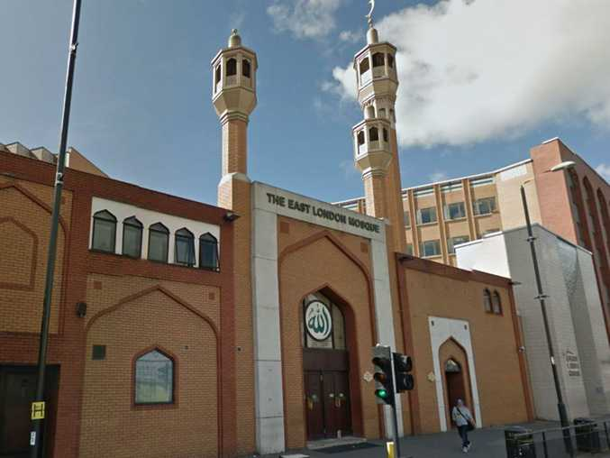 Thousands attended East London Mosque to donate supplies following Friday prayers