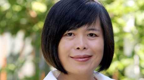 Shan Ju Lin is One Nation's candidate for Bundamba.