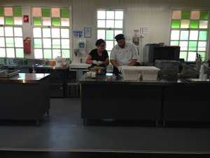 Toowoomba Clubhouse serves up dozens of puddings for lunch