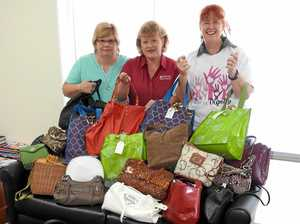 Kind-hearted folk are filling bags for the less-fortunate