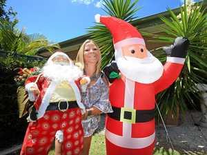 Dialysis patient spreads Christmas spirit