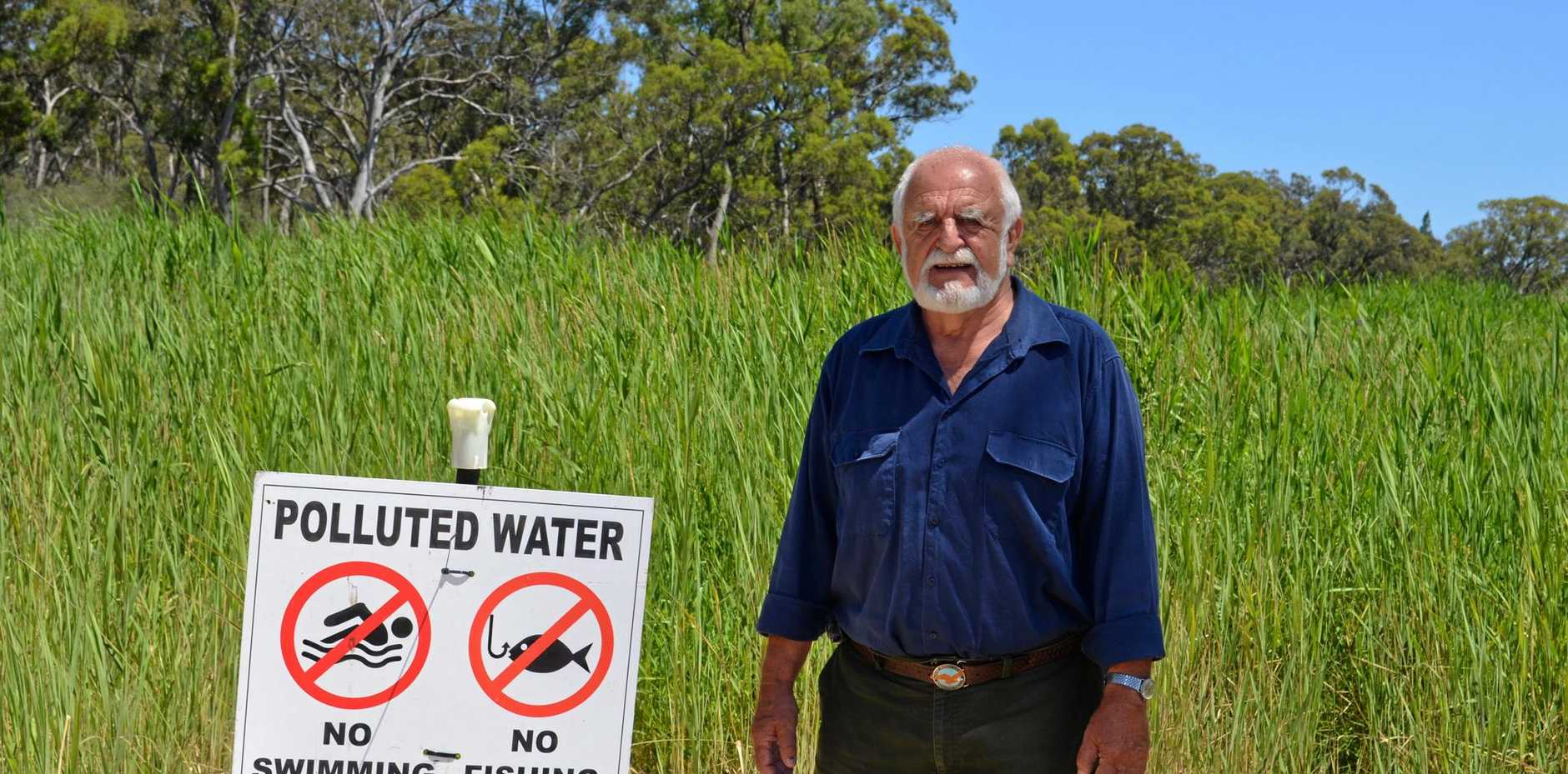 Warning on dirty water | Stanthorpe Border Post