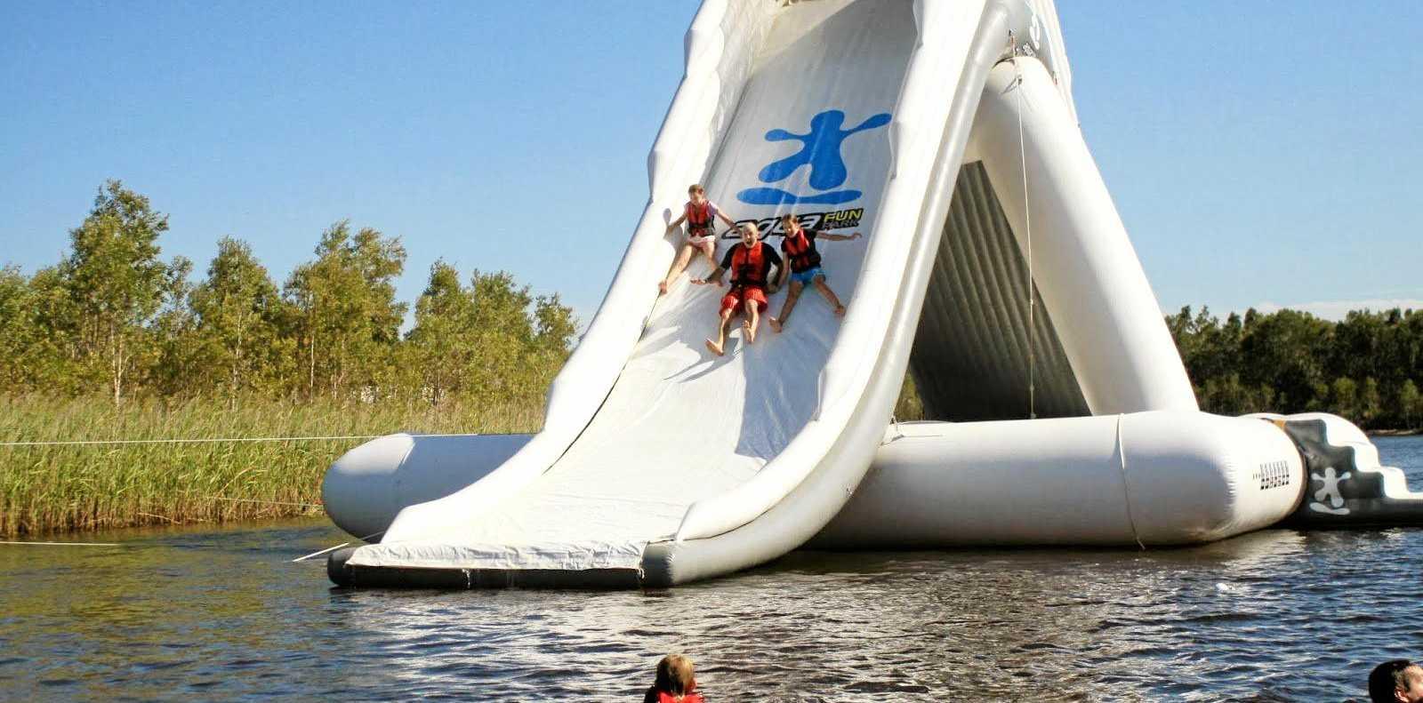 Aqua Fun Park in Mackay won't reopen over the school holidays, operators say.