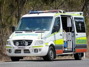 Two toddlers hospitalised after 5-person head-on crash