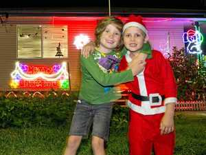 Winners announced for Isaac Christmas lights contest
