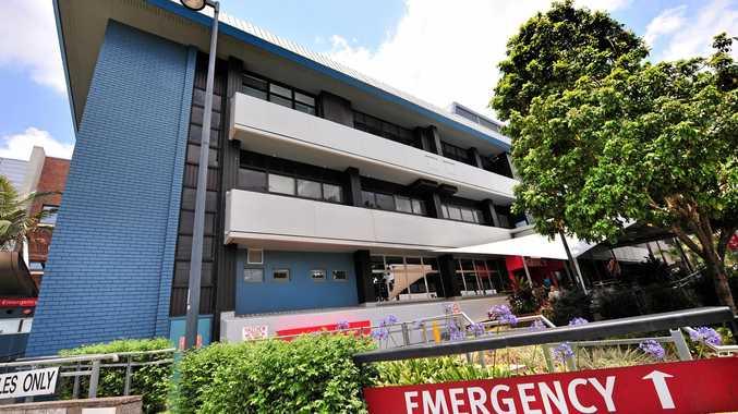 Nambour Hospital.