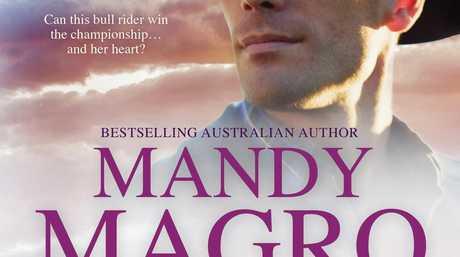 Mandy Magro's latest novel Walking the Line.