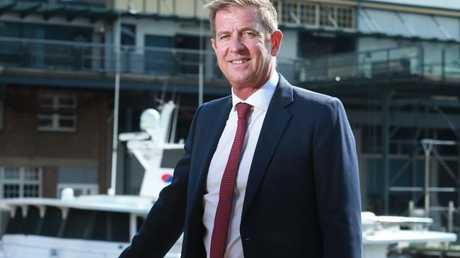 Seven CEO Tim Worner.