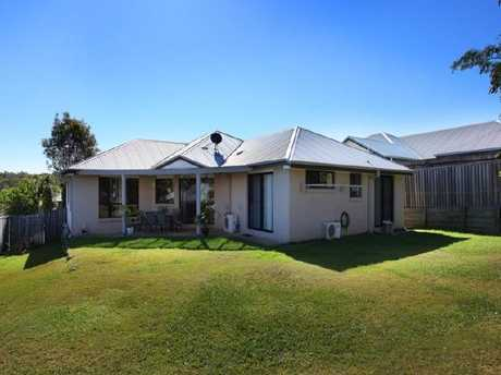 One of the couple's investment properties in Ipswich, Queensland.