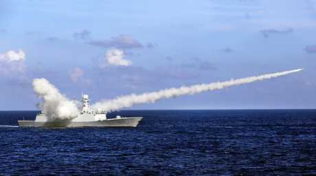 It was ruled China did not have any historic title over the South China Sea in July.
