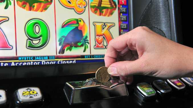 HOLIDAY GAMBLING: Government records indicate gaming revenue is expected to increase across the Southern Downs over December.