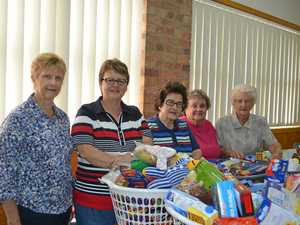 Community gives back this holiday period