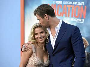 Chris Hemsworth's family to miss out on a Byron Christmas