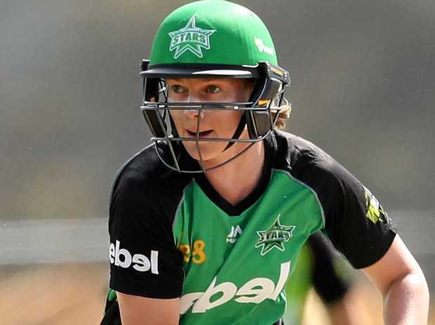Meg Lanning of the Melbourne Stars.