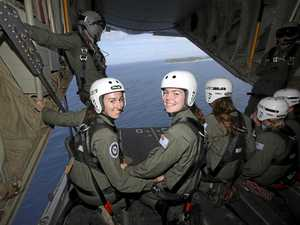 RAAF scholarships for female pilots