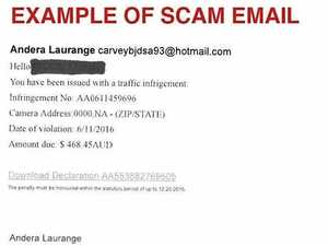 Gympie drivers targeted in new online scam