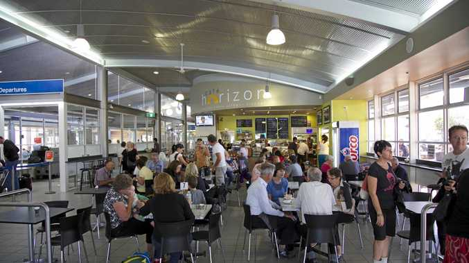 GET AWAY: More travellers will get to enjoy Ballina Byron Gateway Airport facilities as numbers step up.