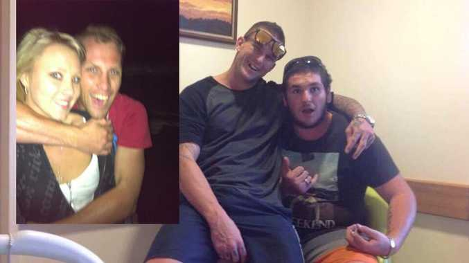 Tributes have flowed for three men killed at the weekend.