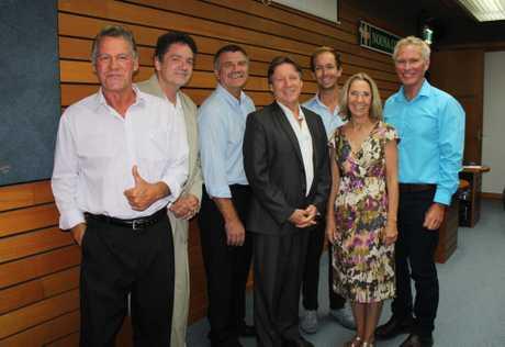 The new Noosa Council 2016. Photo Alan Lander / Noosa News