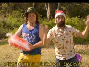 WATCH: the true blue Aussie Xmas carol going viral