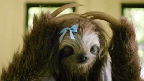 The NSW Government's Stoner Sloth anti-marijuana advertising campaign cost more than $350,000.