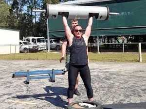 Meet one of the world's strongest women