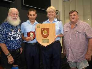 RSL awards most improved cadet