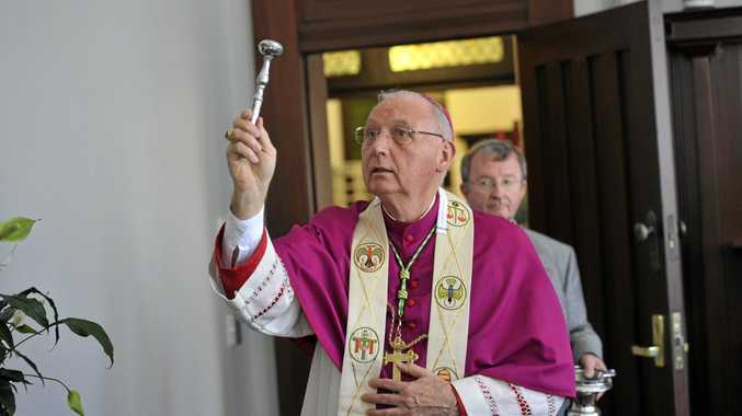Bishop Geoffrey Jarrett has been in his role of Lismore Bishop for 15 years. Photo Marc Stapelberg / The Northern Star