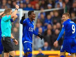 Vardy loses red-card appeal