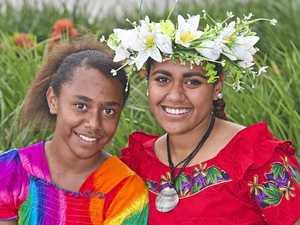 Pacific Islanders share their own Christmas carols
