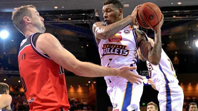 Torrey Craig of the Brisbane Bullets.