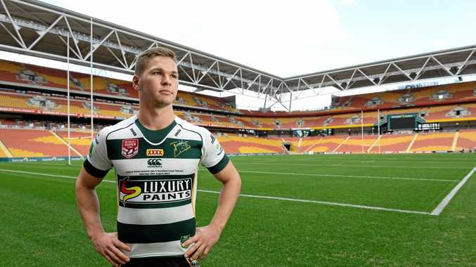 NEW HORIZONS: Former Ipswich Jets player Matt Parcell will join the Leeds Rhinos after a standout season with the Manly Sea Eagles.