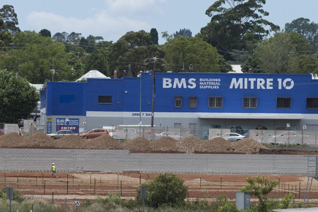 Major works start on $43 million Bunnings Warehouse | Chronicle